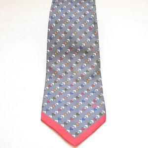 Mila Schon 100% Silk Men's Necktie